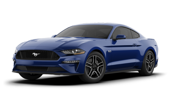 2020 Ford Mustang GT Coupe Rear-wheel Drive